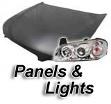 Mitsubishi Lights and Panels