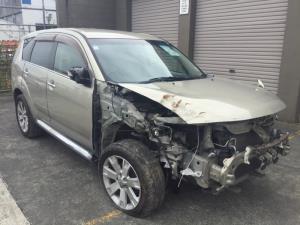 Mitsubishi Outlander CW6W 2006-2012