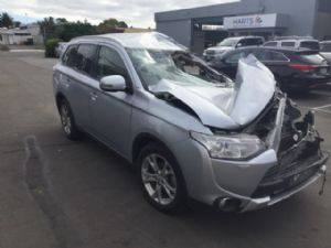 Mitsubishi Outlander GF6 2013->On